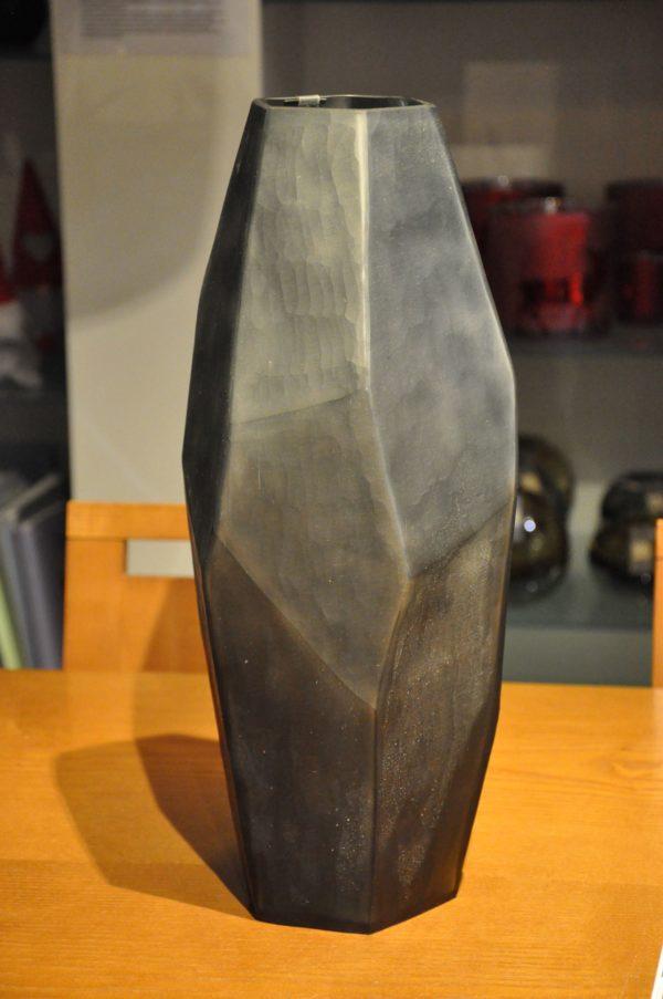 Glasvase D19H45cm 115€