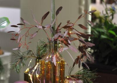 Amaryllis Mit Lichtern1