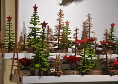 Mini Weihnachtsbaeume