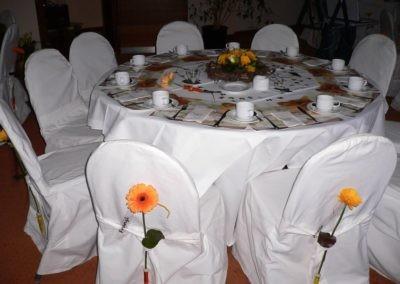 Tisch Und Raumdeko23