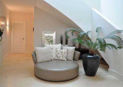 Pflanzen für Loungebereich